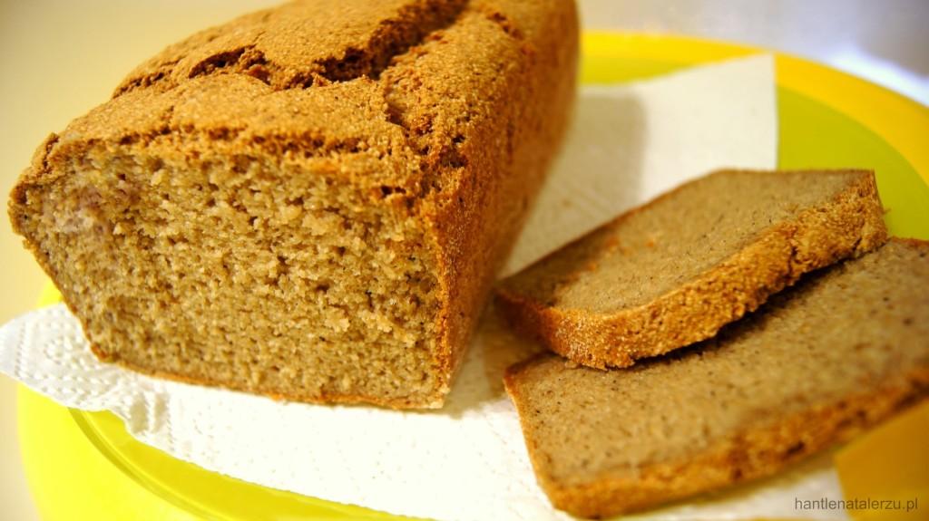 chleb z keksówki
